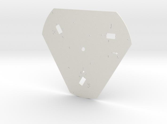 Robot Base 3d printed