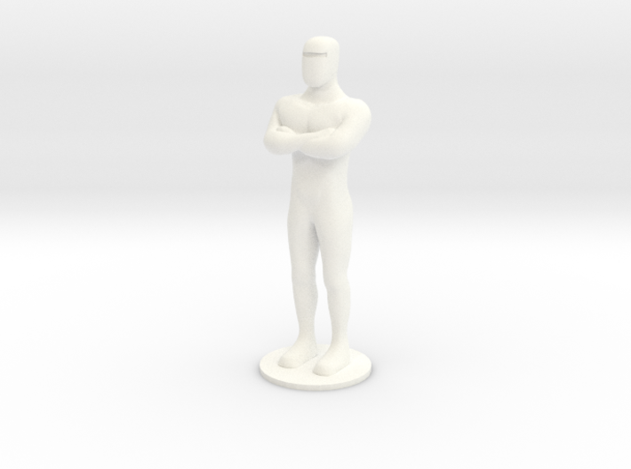The Day The Earth Stood Still - Gort 3d printed