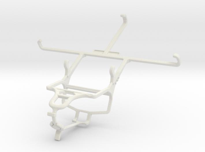 Controller mount for PS4 & Archos 64 Xenon 3d printed