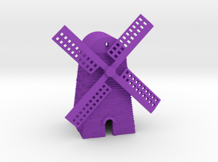Windmill 3d printed