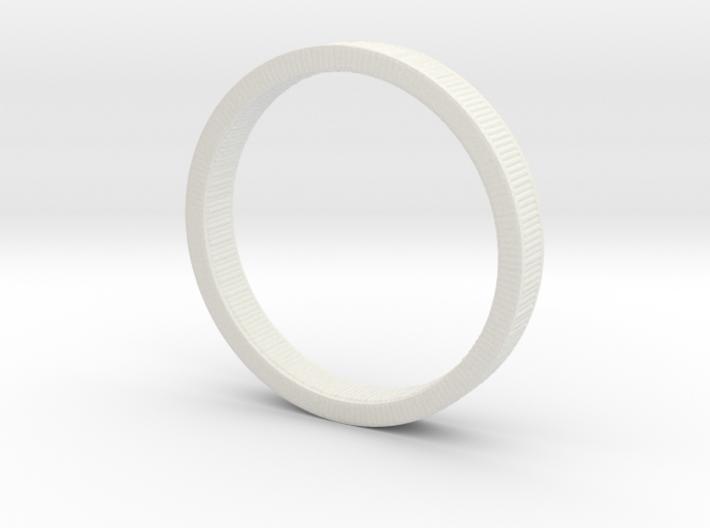 "2"" Air Cleaner Filter 1/12 3d printed"