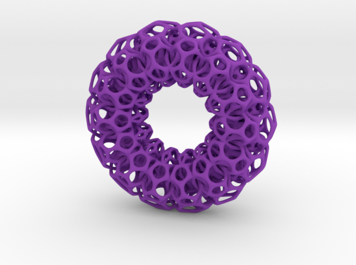 Tor 2 3d printed