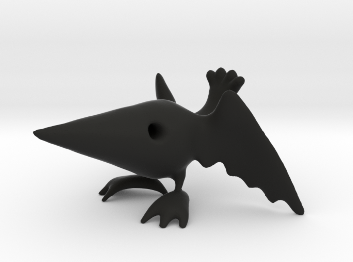 Simplified Raven 3d printed
