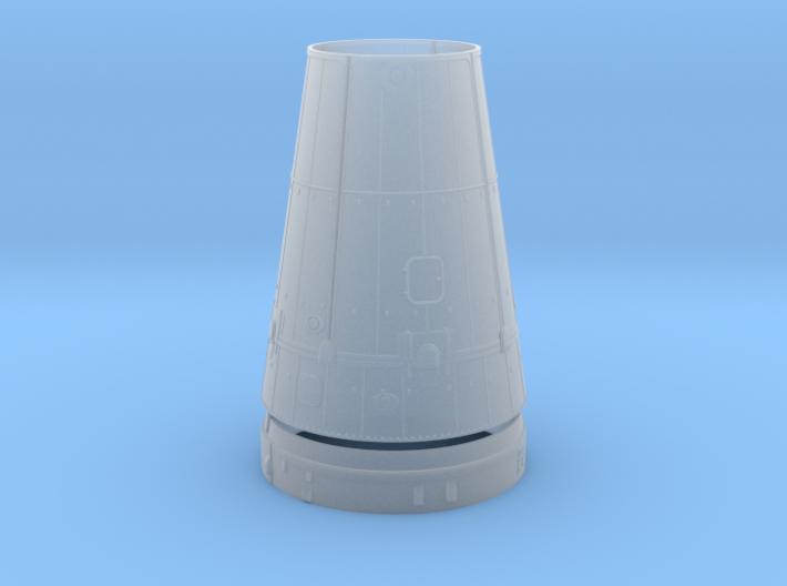 Apollo SLA IU 1:100 3d printed