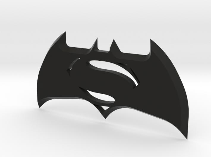 Batman V Superman Batarang 3d printed