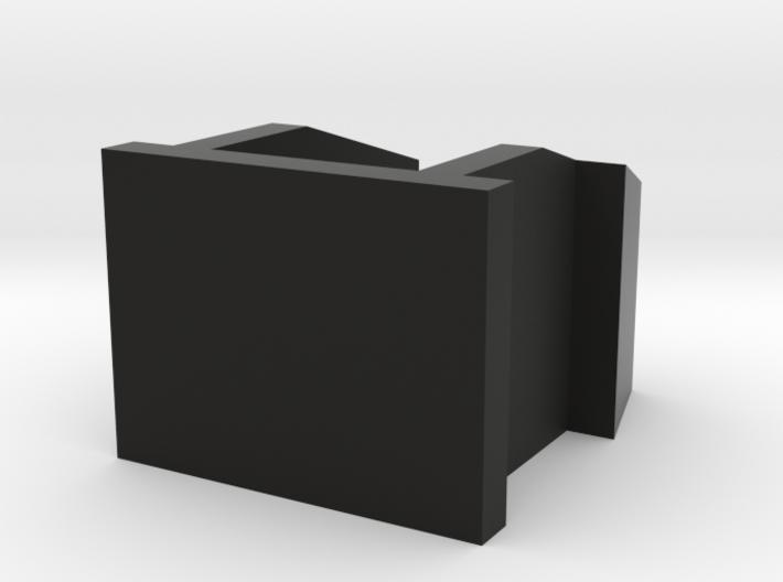 Castor Clips for Noirot Heater 3d printed