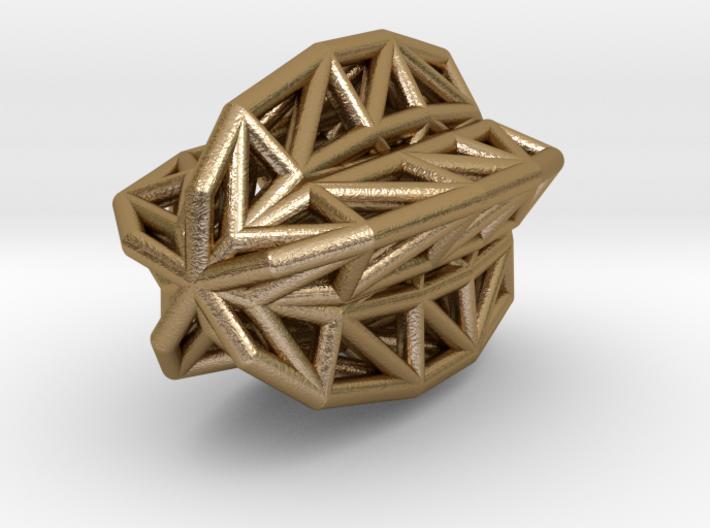 Poly Star Fruit Jewel 3d printed