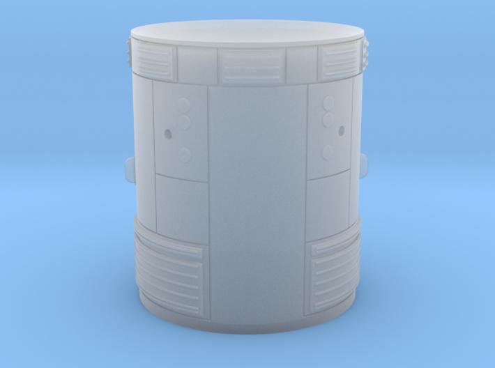 Apollo Service Mod 1:100 3d printed