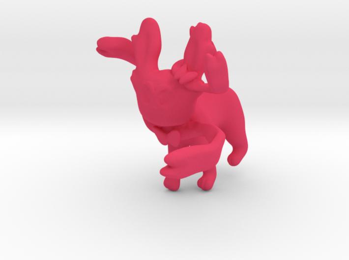 Sylveon 3d printed