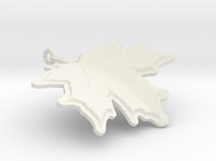 Yummy Maple Leaf Chocolate 3d printed