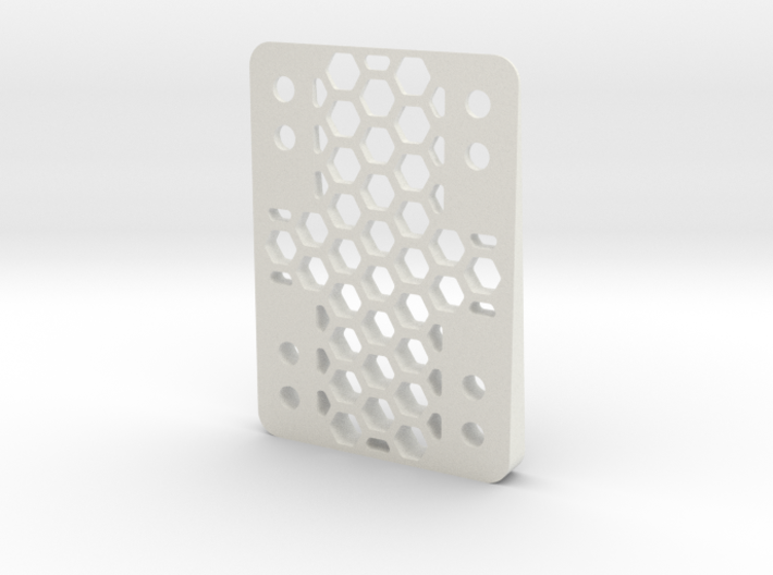 RazorWedge8Hole.5.0 3d printed