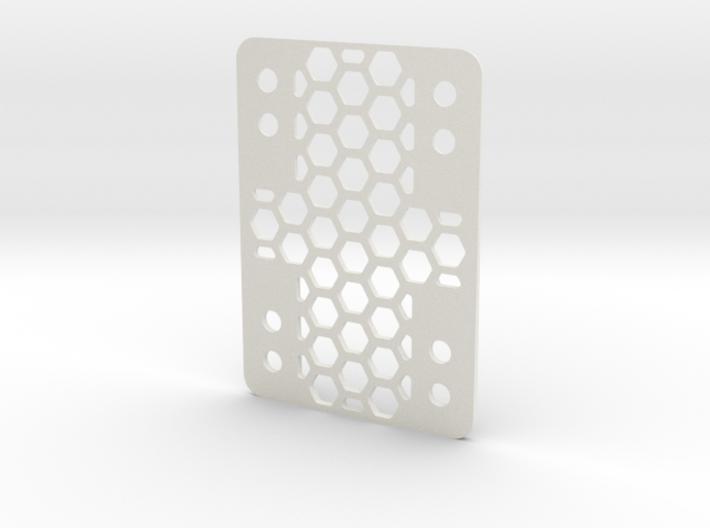 RazorWedge8Hole.1.0 3d printed