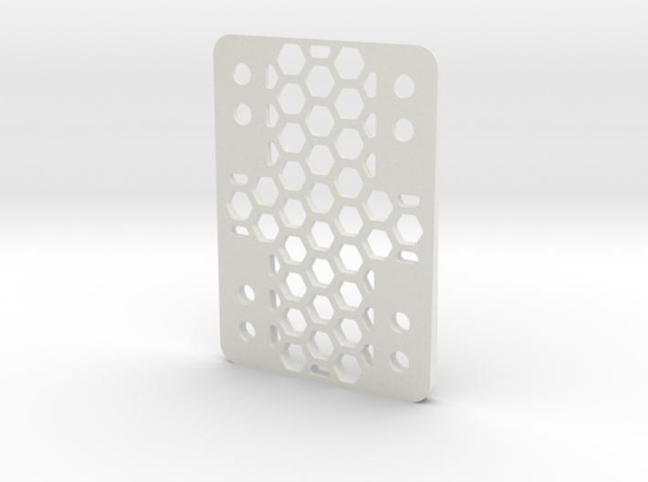 RazorWedge8Hole.2.5 3d printed