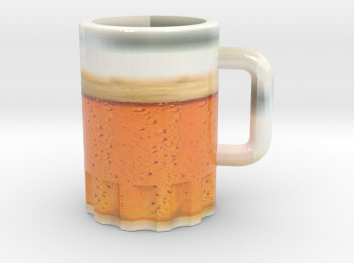 Beer 3d printed
