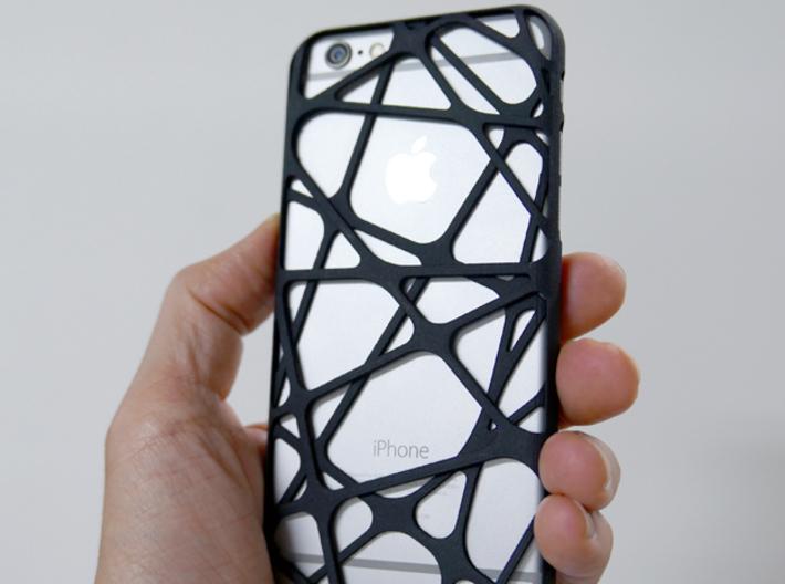 iPhone 6 plus / 6S plus Case_Cross 3d printed
