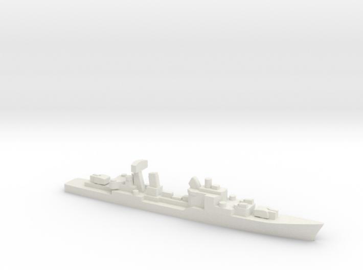 Friesland-class destroyer, 1/3000 3d printed