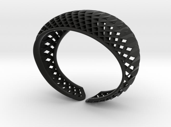 Armband-dubbelbol 3d printed