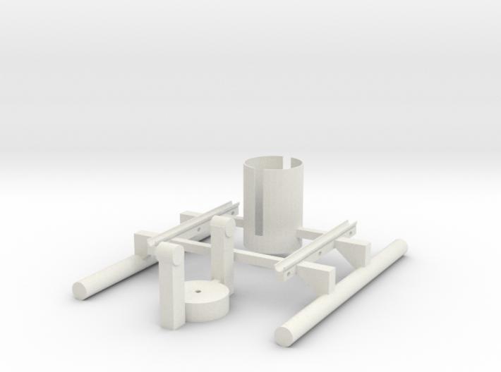 360flymount V2 3d printed