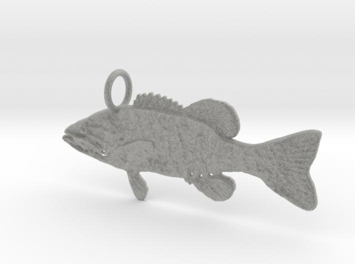 fish sea 3d printed