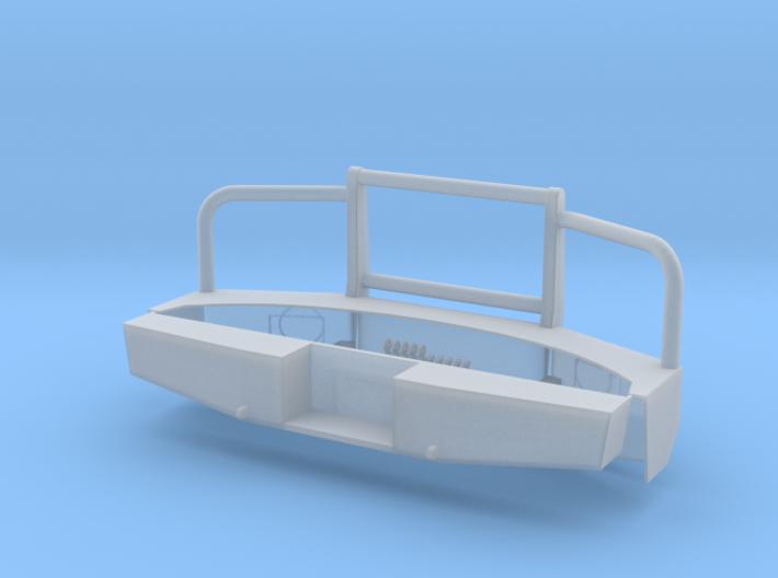 1-24 F350 Heavy Bumper W/o Winch 3d printed