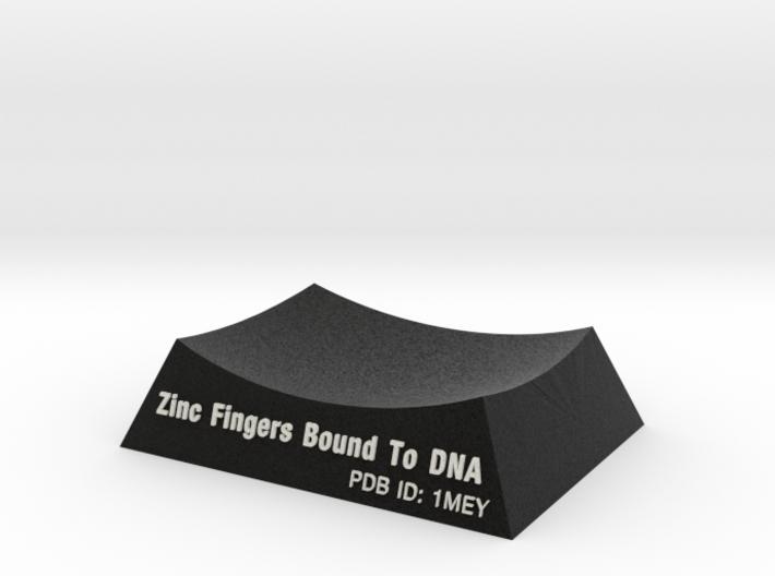 Zinc Base 1 3d printed