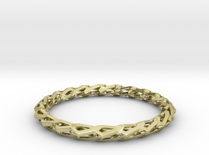 H Bracelet, Medium Size, d=65mm 3d printed