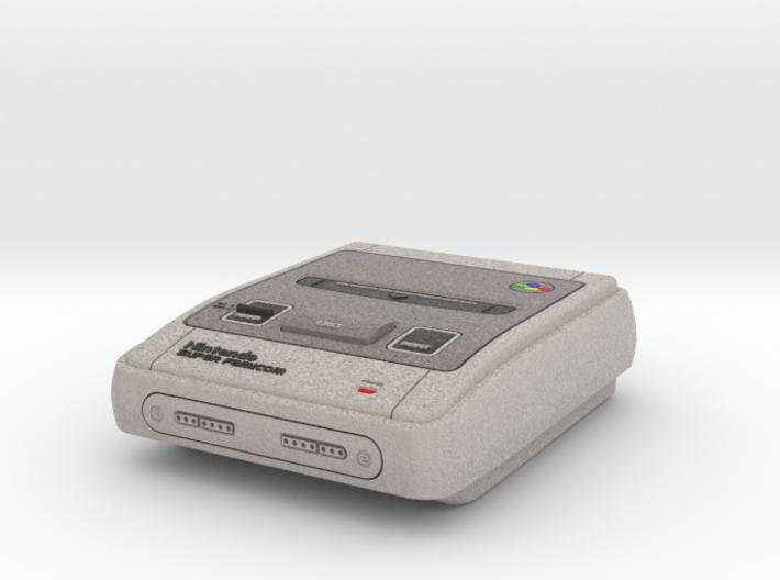 1:6 Nintendo Super Famicom 3d printed