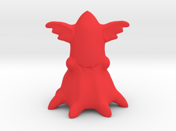 Vampire Squid 3d printed