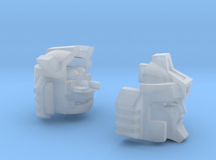 "Breeze Rider Head ""TFCC""  3d printed"