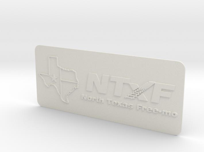 NTxF Tag 3d printed