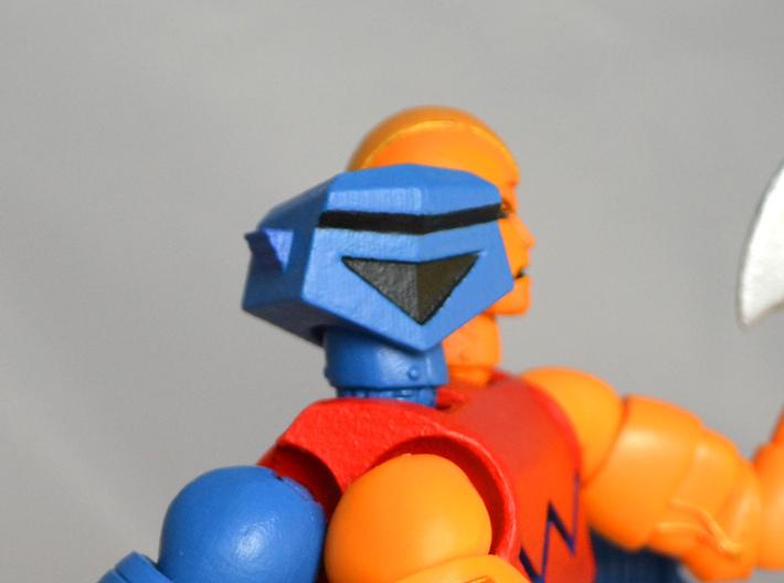 Tin-Head 3d printed