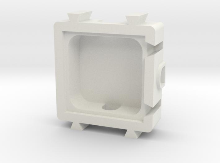 T Module 3d printed