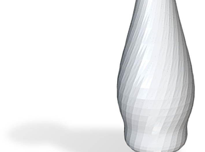 milk bottle 3d printed