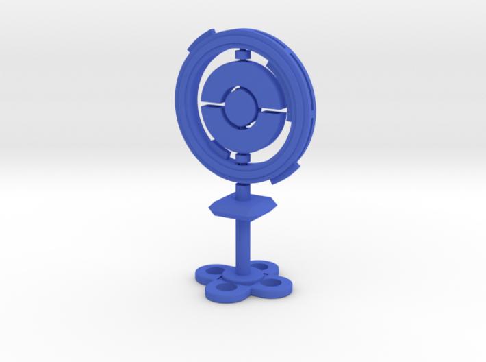 Pokestop 3d printed