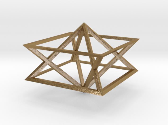 Giza Pyramid Merkaba Vehicle 3d printed