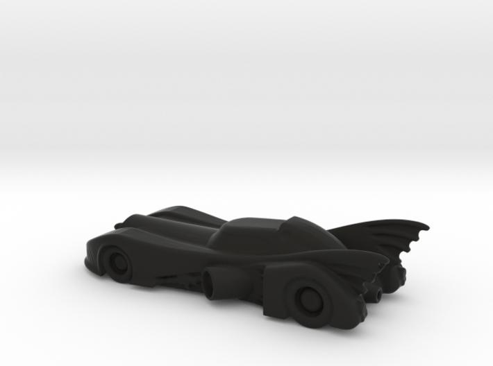 Batmobile HO Scale 3d printed