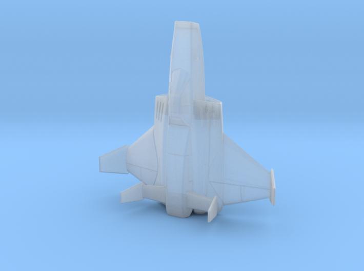 Toriares FF-4 3d printed