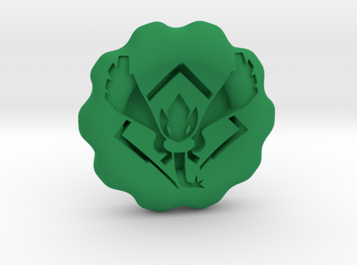 Team Harmony Badge/Coin 3d printed