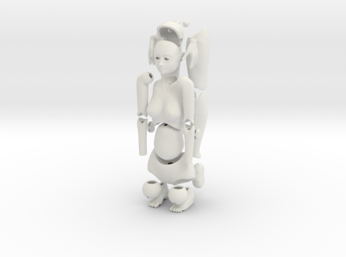 Mannequin 27C 3d printed