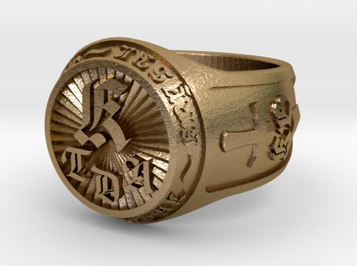 KB Ring 3d printed