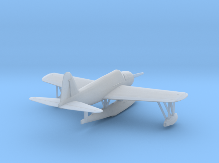 Vought OS2U Kingfisher - 1:144scale 3d printed