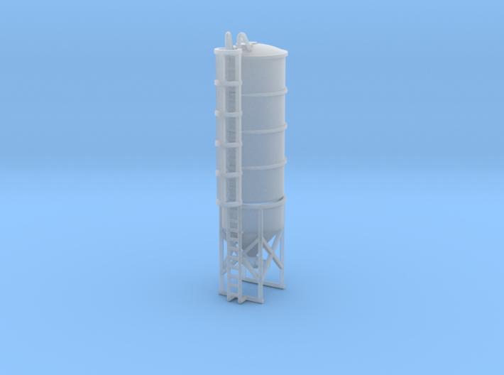 Silo ca. 22 m3 (1/220) 3d printed