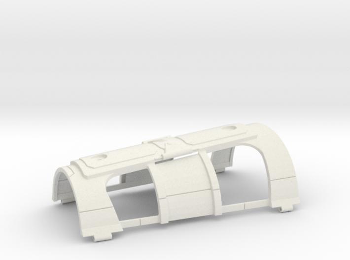 SV Lower Left Gauntlet 3d printed