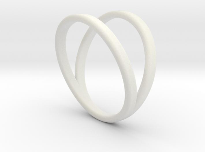 Split Ring Size 11 3d printed