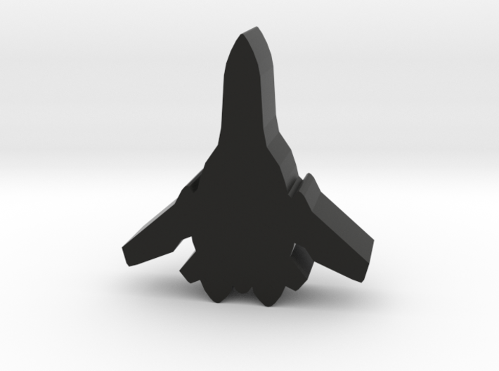 Game Piece, Frontier Aerospace Fighter 3d printed