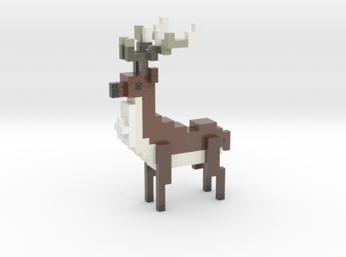 MALE Deer 3d printed