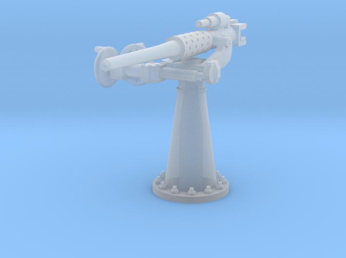 French 37mm Gun 1925 1/96 3d printed