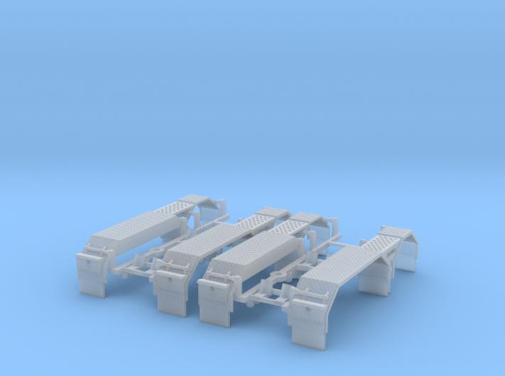1/87 Kf/M/3ax/2+1/Tr/Auf/new 3d printed