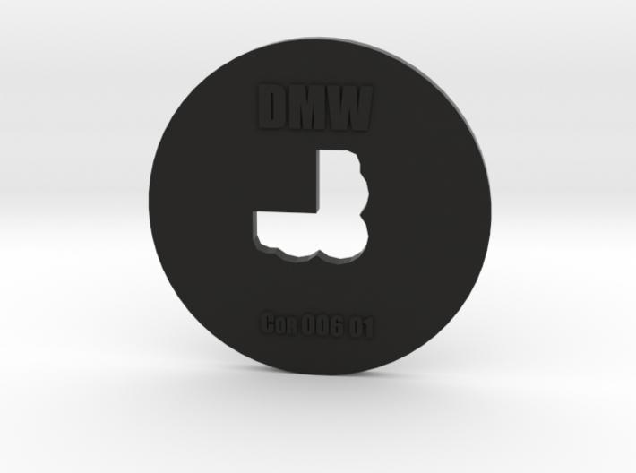 Clay Extruder Die: Corner 006 01 3d printed