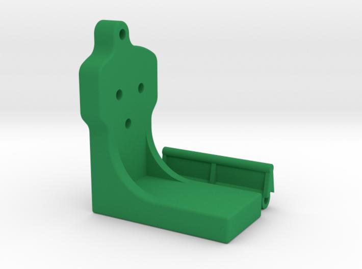 Multi Strip Lace Cutter : Base&Bar 3d printed